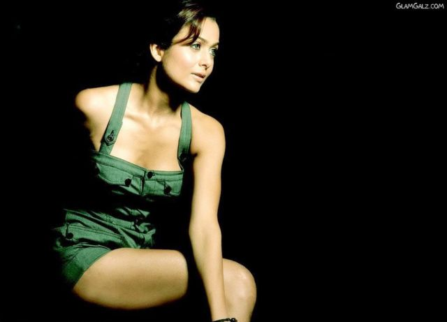 Click to Enlarge - Amrita Arora Hot Wallpapers Collection