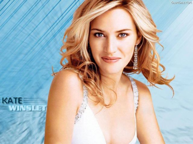 Click to Enlarge - Beautiful Kate Winslet Wallpapers