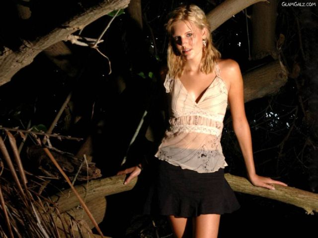 Click to Enlarge - Maggie Grace Awesome Wallpapers