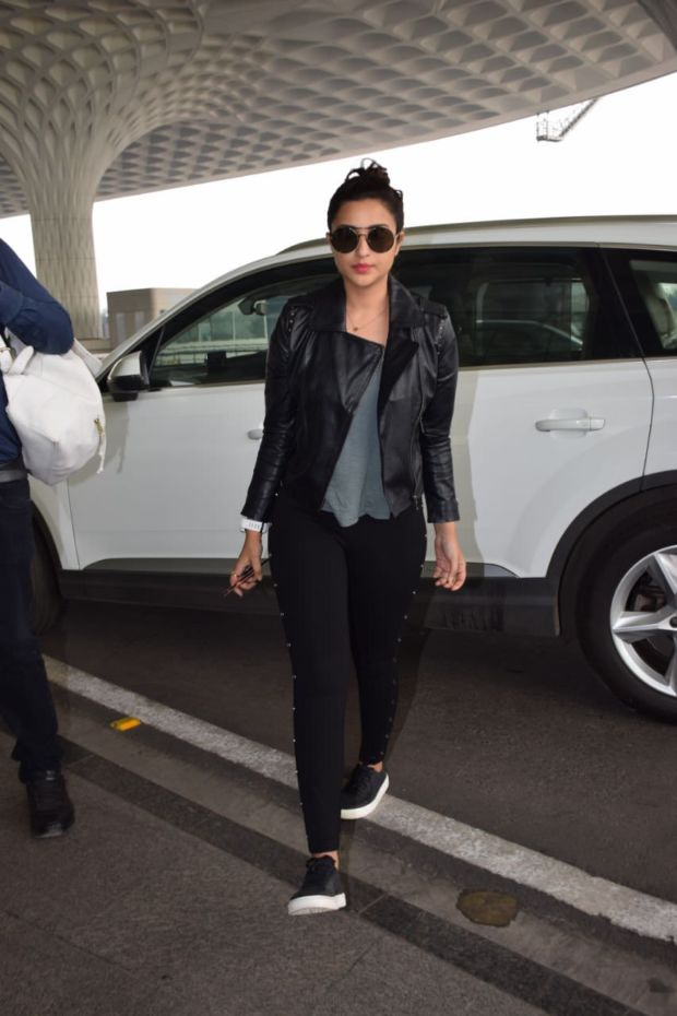 Parineeti Chopra Heads To Punjab For Shooting Of Namastey England