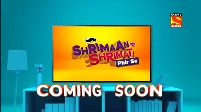 Sab Tv Serial 'Shriman Shrimati Phir Se' - Wiki Plot, Story, Star Cast, Character Real Names, Promo, Show Timings, HD Images