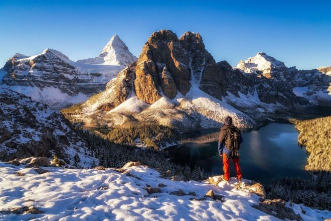 The Beauty Of The Canadian Wilderness Is Just Impeccable