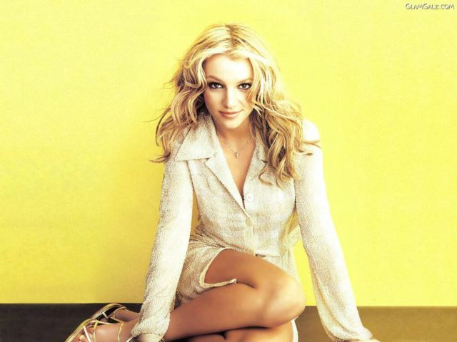 Click to Enlarge - Pretty Britney Spears Wallpapers