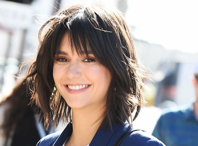 Nina Dobrev Arrives At Create and Cultivate LA Conference With A Smile