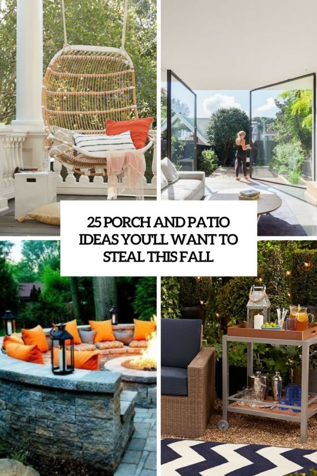 Porch And Patio Ideas You Ll Want To Steal This Season Techzug Com
